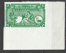 3201-SELLO FISCAL HUERFANOS GUARDIA CIVIL 5 PESETAS