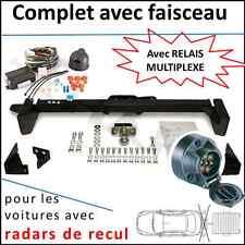 ATTELAGE Fiat Ducato 1994-2002 / 2003-2006 faisceau 7 br relais radars de recul