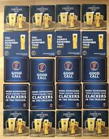 20 Fosters Beer Mats Pack - Beer Coasters - Home Bar / Home Pub