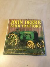 John Deere Farm Tractor Book 1993 Agriculture Vintage Farming Machinery Vehicles