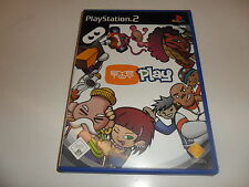 PlayStation 2  PS 2  Eye Toy Play