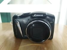 Canon PowerShot SX130 IS 12.1MP Digital Camera w/12x Zoom