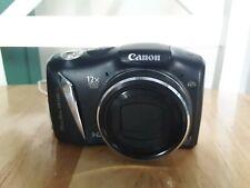 Canon PowerShot SX130 IS 12.1MP Digital Camera w/12x Zoom