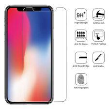2X Apple iPhone X 10 Schutzglaß Schutzfolie 9H Panzerglas Echt Glas Schutz OVP