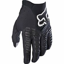 Gants de cross noirs Fox