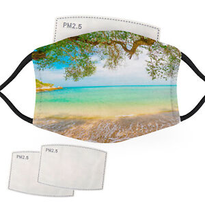 The Scenic Range - Face Masks - 2 Filters Included