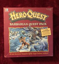The Frozen Horror Set completo de miniaturas resina HEROQUEST Barbarian Quest