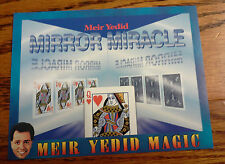MIRROR MIRACLE a great four-card effect where cards shown end up with mirrors