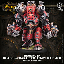 Warmachine - Khador - Behemoth - PIP 33121 - BNIB - Free Shipping