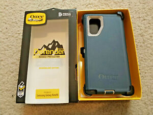 OtterBox Defender Screenless Edition Case for Samsung Galaxy Note10, Blue
