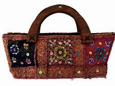Handbag Ethnic Style Cotton Thai ladies bag evening women weekend Holiday