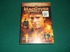 Macgyver The Complete First 1 Season Dvd Sealed 6 Dics Set