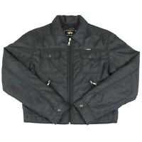Vintage ALPHA INDUSTRIES Padded Jacket | Retro Insulated Coat Quilted Bomber