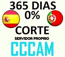 100% ESTABLE CCCAM ESPAÑA CLINE CCAM - 12 MESES - NO CHINOS!