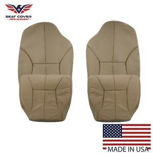 1998 1999 2000 2001 2002 Dodge Ram 1500 2500 3500 SLT Replacement Seat Cover Tan