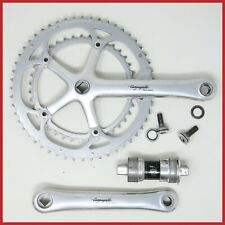 CAMPAGNOLO RECORD CRANKSET 175mm 53-39T 9s SPEED SQUARE TAPER ROAD BICYCLE BIKE
