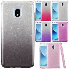 For Samsung Galaxy J3 Star SHINE HYBRID HARD Protector Case Phone Cover