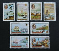 COOK ISLANDS - 1968 SCARCE CAPTAIN COOK FULL SET WITH AIRMAIL MNH SET RR