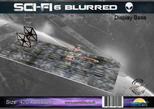 Coastal Kits SciFi 06 Blurred Display Base