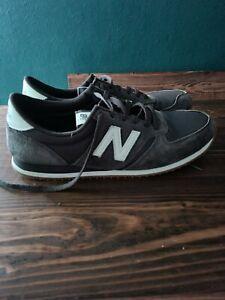 New Balance 420 Grey/Black/White 11.5