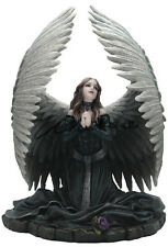 "Anne Stokes ""Prayer For The Fallen"" Statue Sculpture Figurine Ship Immediately"