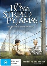 The Boy In The Striped Pyjamas [Pajamas] DVD TOP 500 MOVIES WAR BRAND NEW R4