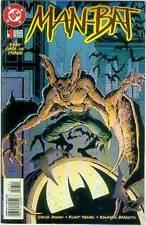 Man-Bat (limited series) # 1 (of 3) (Chuck Dixon & Flint Henry) (USA, 1996)