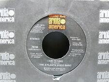 THE ATLANTA DISCO BAND I am tryi,g / Do what you feel ARIOLA 7616