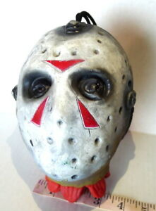 Halloween Friday the Thirteenth Jason's Hockey Mask Head Frightening