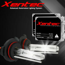 XENTEC HID Xenon 55W Conversion Headlight Kit H1 H3 H4 H10 H11 9005 9006 9007