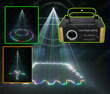 500mw RGB Full color SD card Animation Laser Light show Home Party Stage Light