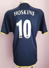 Watford 2006 - 2007 Away football Diadora shirt Hoskins