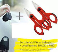 INTERCABLE PROMO AO0517 2 Forbici con Safetybox - 16020-F1 + 1 Localizzatore
