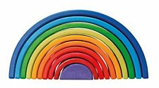 Grimm's Game and Wood Design 10705 10-teiliger Rainbow Sunset Novelty 2018