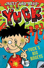 YUCK'S BIG BOGEYS and YUCK'S SMELLY SOCKS (Yuck Series), Matt and Dave, New Book
