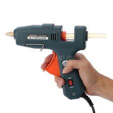 Mini 60/100W Hot Melt Glue Gun Heating Repair Tool 20pcs Sticks 16*4*16.5cm P5E3