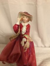 Pre-owned Vintage Royal Doulton Figurine Top O' the Hill Hn 1834