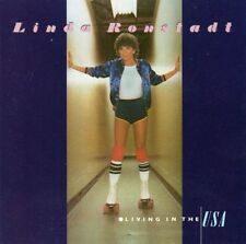 *NEW* CD Album Linda Ronstadt - Living in the USA (Mini LP Style Card Case)//*//