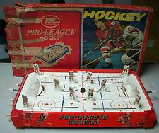 Pro-League Hockey Board Game 1975 Munro Games Vintage Chicago Blackhawks Vs. NY
