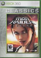 Xbox 360 - Tomb Raider Legend **New & Sealed** Xbox One Compatible PAL.