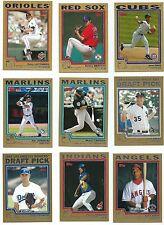 2004  Topps Gold  94 Card  Lot  xxxx/2004