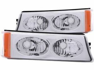 For 2007 Chevrolet Silverado 1500 Classic Parking Light Assembly Anzo 26812ZS