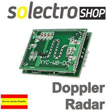 5.8GHz Doppler Radar Sensor Movimiento Motion Smart Sensor Home Control M0112