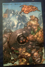 BATTLE CHASERS #9 Flipbook Format