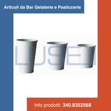 PZ 400 BICCHIERE CL 37 PER FRAPPE' FRULLATI GRANITE DI CARTA WHITE PAPER GLASS