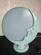 Vintage Moon Night Table Lamp Retro Mid Century Modern