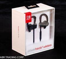 Beats By Dr. Dre Powerbeats3 Wireless In-Ear Headphones - Black   Factory Sealed