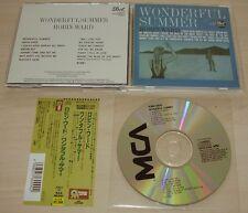 ROBIN WARD Wonderful Summer CD 1963/1990 14trk Japan OBI WMC5-90