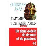 Christian Jacq - L'Affaire Toutankhamon - 1992 - Broché