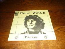 RENE JOLY 45 TOURS FRNCE GERARD MANSET